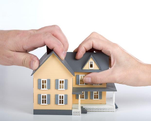 Liquidating estate assets distribution
