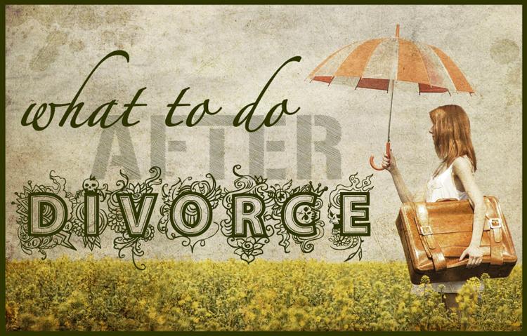 adjusting life after divorce