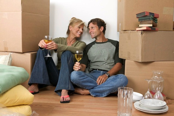 Be careful, living together may cost you half of your assets when you breakup.